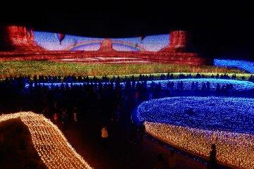 8 million LED lights