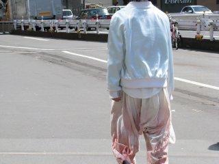 Tokyo fashion in Shinjuku