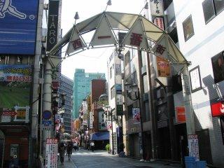 Le matin à Ikebukuro
