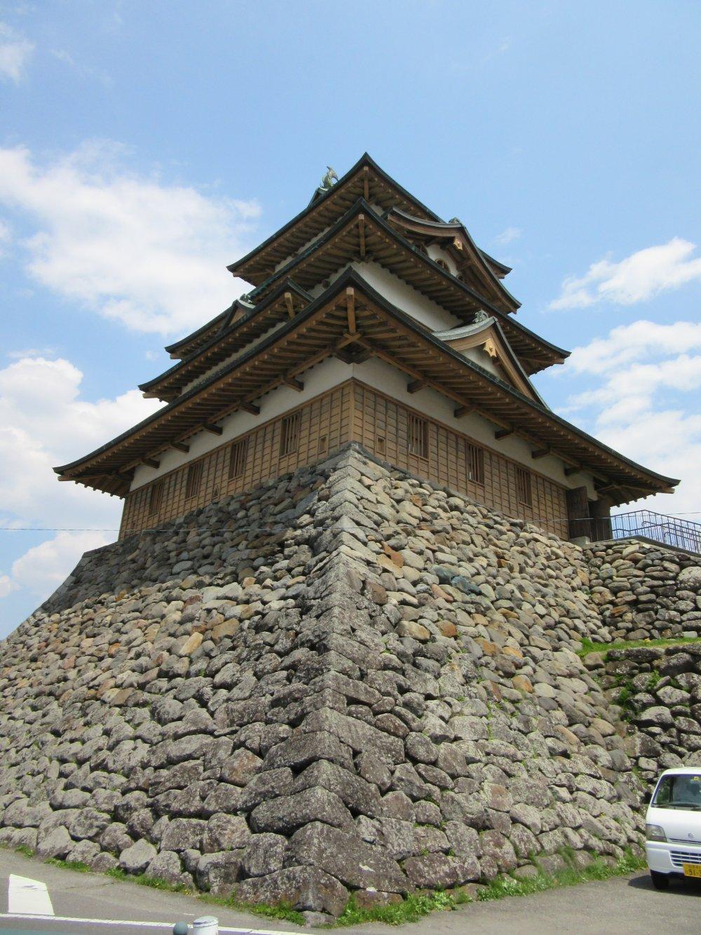 Замок Такасима