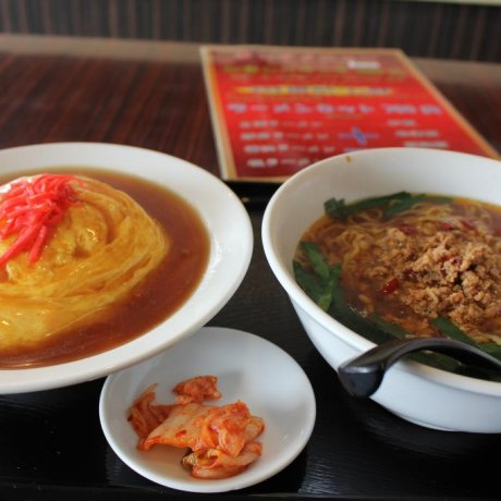 Joryu Taiwanese Food