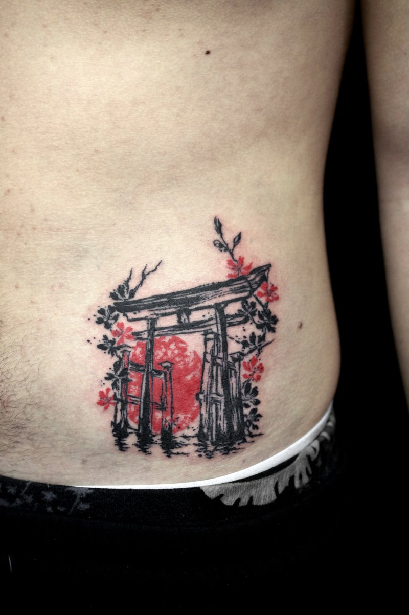 Get Inked At Studio Muscat Tokyo Japan Travel Circuit Electric Tattoos Pictures 20