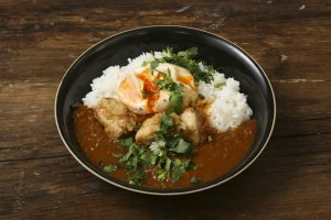 Curry Stand in Shibuya: J.S. Curry