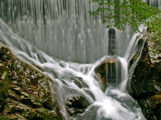 Nunobiki Falls at their best