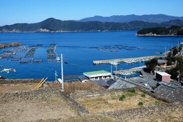 Sotodomari Ishigaki-no-sato à Ehime