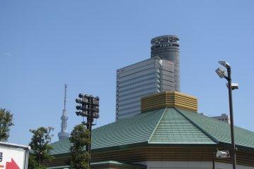 Tokyo Walks: Ryogoku
