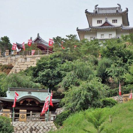 Château Innoshima Suigun, Hiroshima