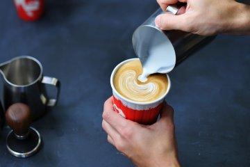 Gorilla Coffee in Roppongi