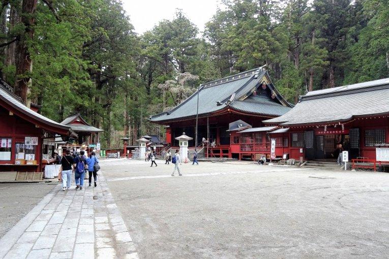 ศาลเจ้าฟุทะระซานแห่งนิกโกะ
