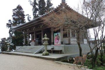 Mount Misen Hondo Main Hall