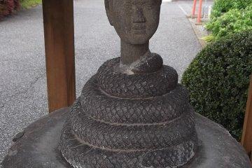 Fukuju-In Temple in Tokyo