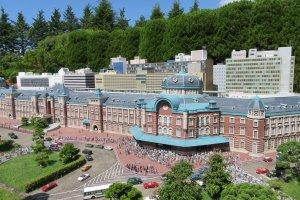 Tobu World Square Tokyo Station