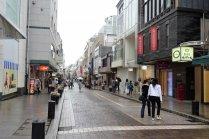 ถนนช้อปปิ้ง Motomachi ในโยโกฮะมะ