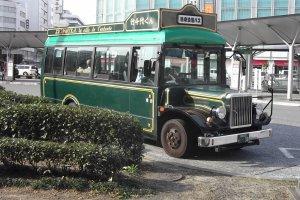 Sunpu Roman Bus