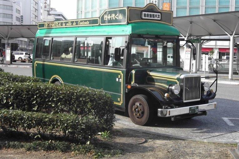 Bus Sunpu Roman Shizuoka