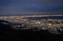 神戶千萬美金夜景