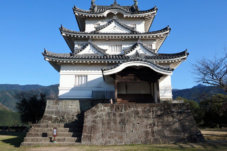 The main keep