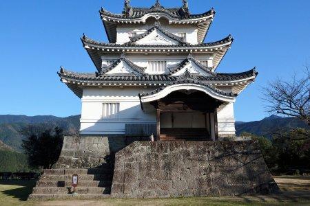 Ehime's Uwajima Castle