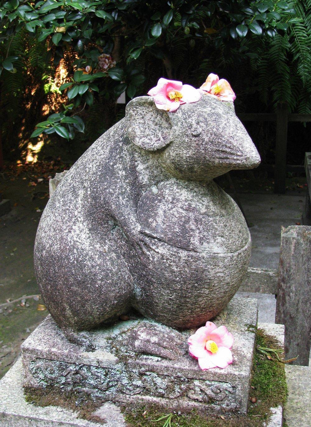 Крыса в Киото