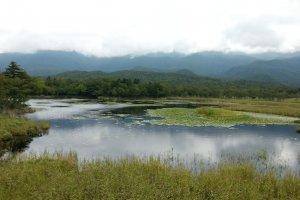 Les cinq lacs de Shiretoko
