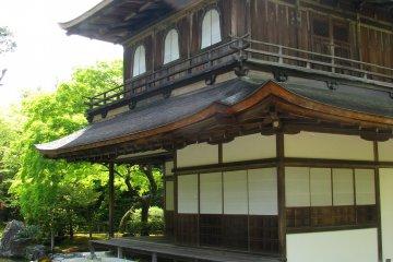 «Гинкакудзи» в Киото