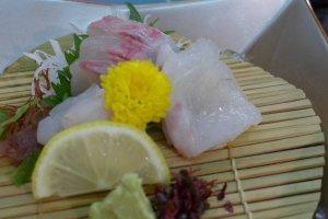 ปลาดิบ น่ากิน