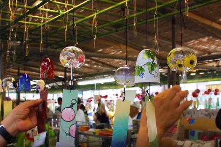 Festival Lonceng Angin Jepang