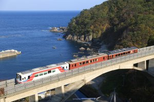 Đường tàu Sanriki
