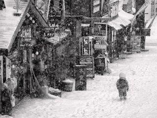 阿寒湖のアイヌ村