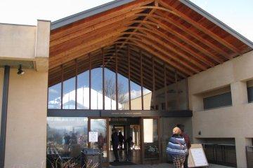 Музей Чихиро в Азумино