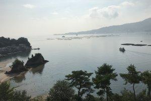 Miyajima à distância