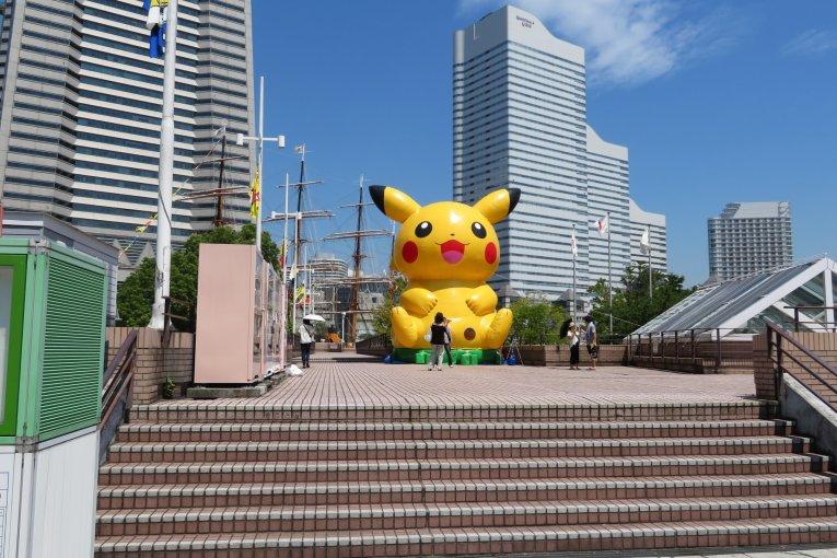 Yokohama Pokemon Summer