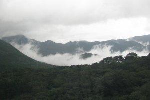Хаконе перед тайфуном