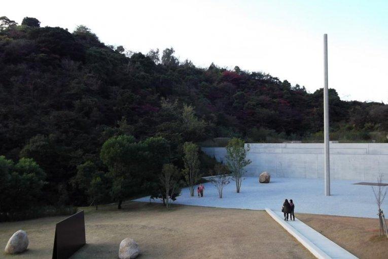 Lee Ufan Museum, Naoshima