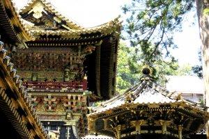 Храмы в Никко