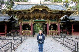Один из храмов Никко