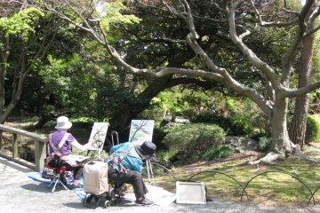 Японцы любят искусство