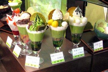 Вкусные десерты