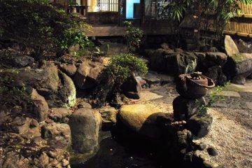 Внутренний садик