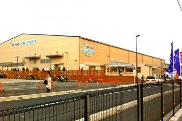 YokoSuka Port Market building