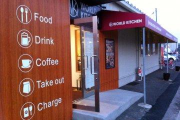 WORLD KITCHEN restaurant offers a wide range of International cuisine