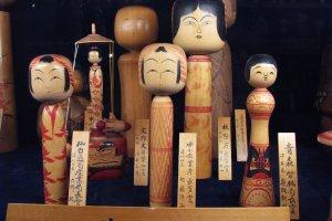 Традиционные кокэси
