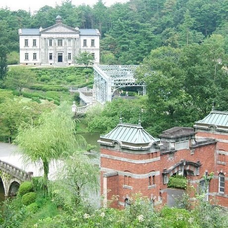 Step back in time at Meiji Mura