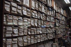 Rare, handwritten manuscripts galore in this specialty bookstore.