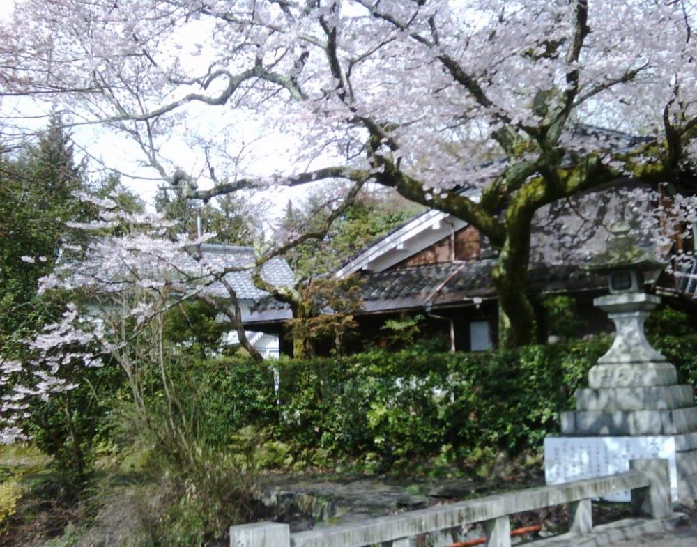 Stone bridges and cobbled walkways make Sannenzaka and Ninenzaka Kyoto a pleasant place to stroll