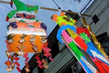 Tanabata Festival in Fussa