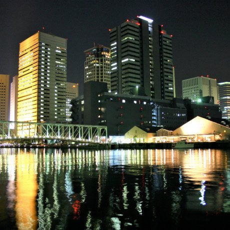Toyoko Inn Tennozu Isle Shinagawa