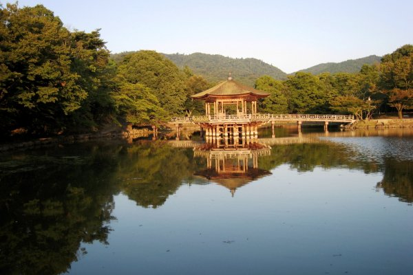 Bucolic delights on the road to Nara