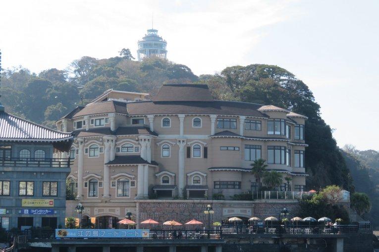 Đảo Enoshima Spa