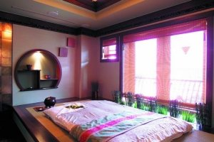 Beng Teng Spa Tatami Room for pregnant women
